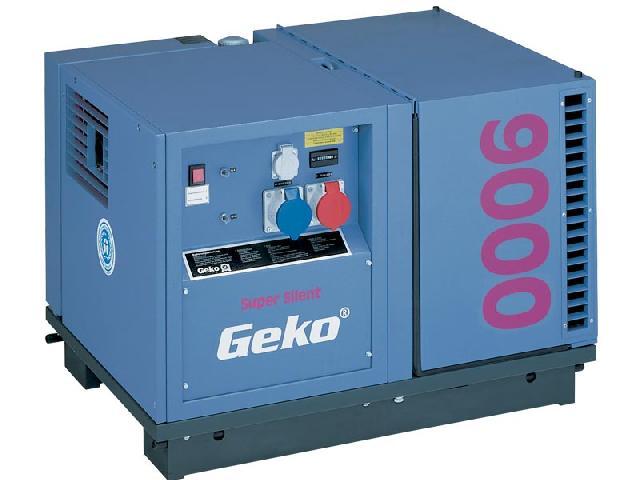 Бензиновый генератор_Geko 9000 ED-AA/SEBA SS BLC