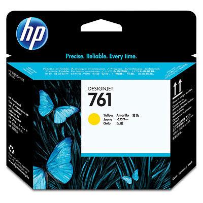 Печатающая головка HP №761 Designjet Yellow (CH645A)