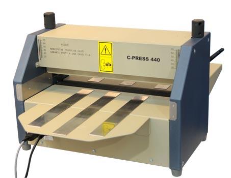 Cyklos C-Press 440 высекательный станок