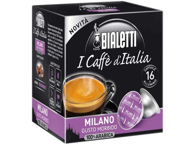Капсулы Bialetti MILANO Компания ForOffice 490.000