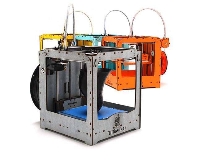 3D принтер_Ultimaker Original от FOROFFICE