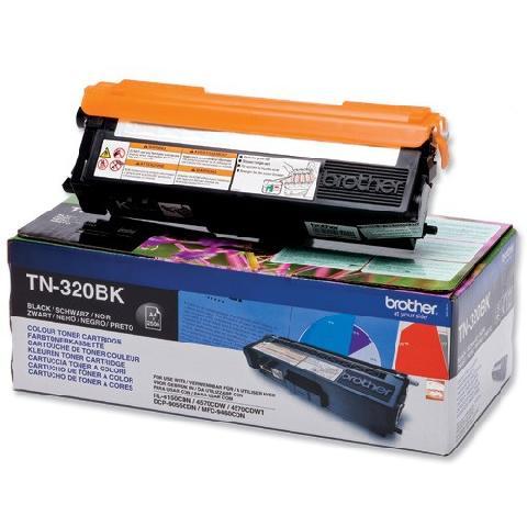 Тонер-картридж TN-320BK (A202053)