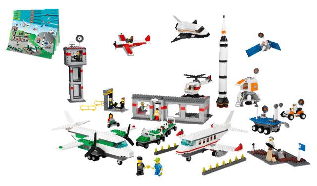 Купить Космос и аэропорт Lego в официальном интернет-магазине оргтехники, банковского и полиграфического оборудования. Выгодные цены на широкий ассортимент оргтехники, банковского оборудования и полиграфического оборудования. Быстрая доставка по всей стране