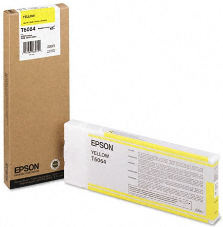 Картридж Epson C13T606400
