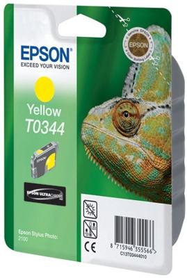Картридж с желтыми чернилами   T0344 для SP2100 (C13T03444010)