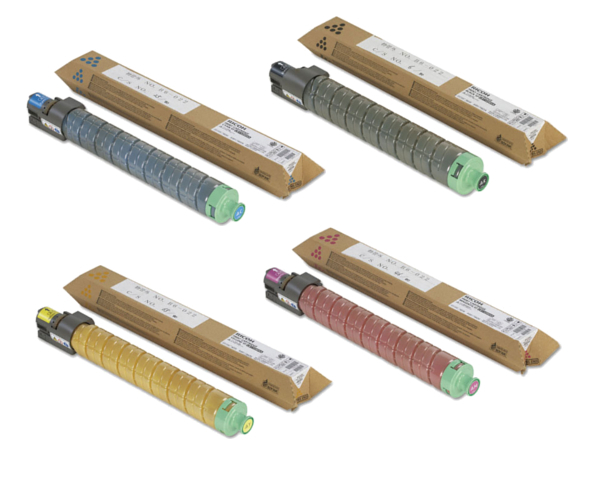 Тонер-картридж MP C2551HE желтый compatible alzenit for ricoh mp 1813 2013 1913 2001 2501 oem new imaging drum unit black color on sale