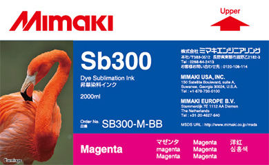 Чернила   SB300 Magenta