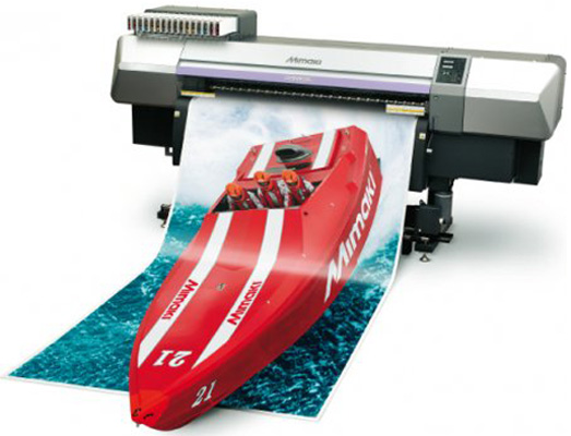 Текстильный плоттер Mimaki JV5-160 (Sub)