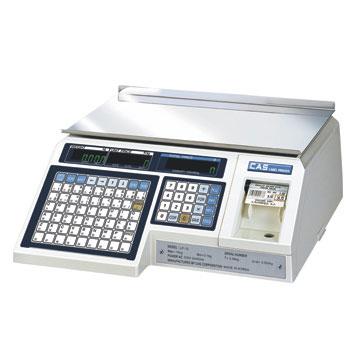Весы с печатью этикеток_CAS LP 15 v.1.6 Компания ForOffice 38941.000