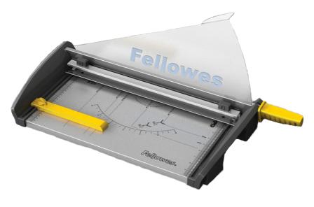 Резак для бумаги Fellowes Plasma A3