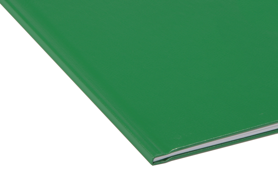Папка для термопереплета , твердая, 160, зеленая папки канцелярские centrum папка регистр а4 5 см фиолетовая