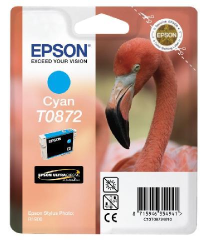 Картридж Epson C13T08724010
