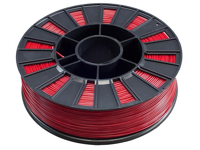 Пластик ABS красный 250гр от FOROFFICE