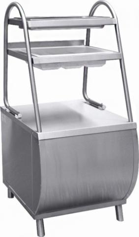 Прилавок для столовых приборов Патша ПСПХ-70М