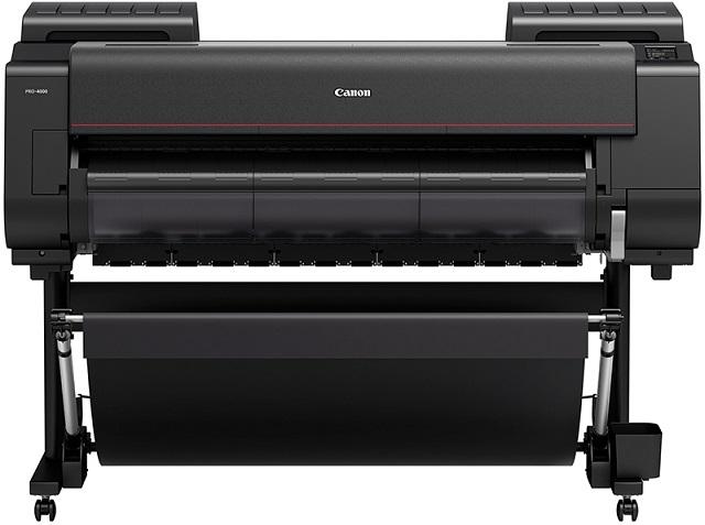 Струйный плоттер Canon imagePROGRAF PRO-4000