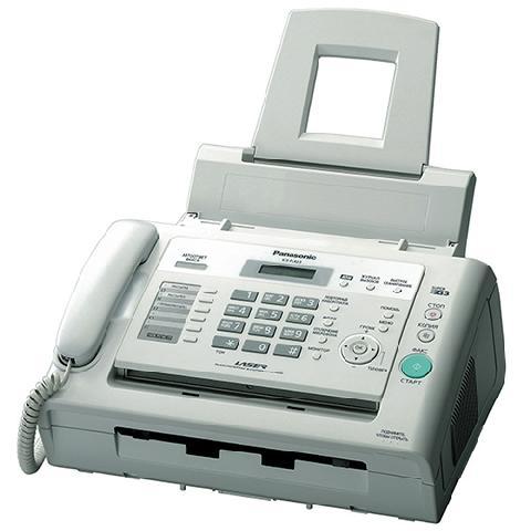 KX-FL423RUW факс panasonic kx fl423ruw
