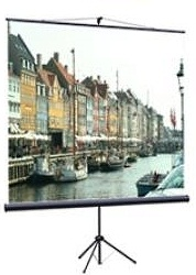 Classic Libra 180x180 на штативе (T 180x180/1 MW-LS/B) экран classic solution libra w 160x160cm t 160x160 1 mw ls s