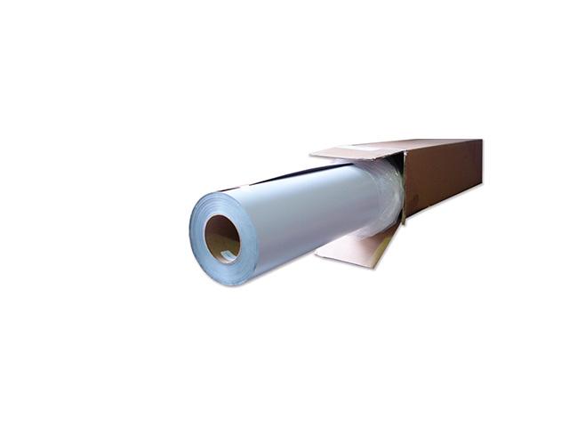 Синтетическая самоклеящаяся бумага с роллом 50.8 мм, 180 г/м2, 0.914x30 м фотобумага lomond xl matt self аdhesive photo paper самоклеящаяся с роллом 50 8 мм 90 г м2 0 610x20 м