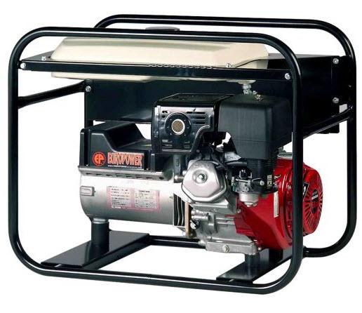 Бензиновый генератор_Europower EP7000LN