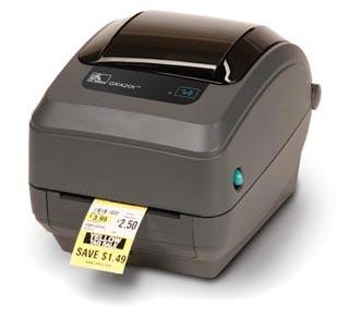 Принтер этикеток Zebra GK420t (Ethernet) (GK42-102220-000)