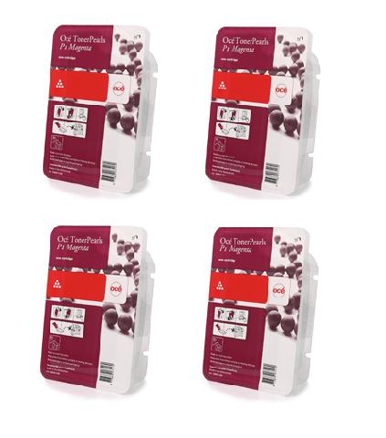 Комплект картриджей ColorWave 500 Magenta, 500 гр, 4 шт (39805003) цена