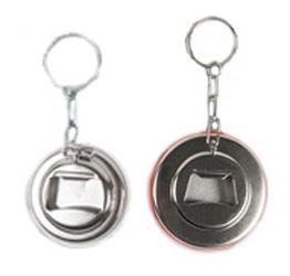 Заготовки для значков d56 мм, брелок/бутылочная открывашка, 100 шт цена