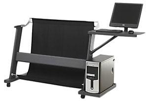 Комплект для установки компьютера и монитора для 02S076 (SG Series)