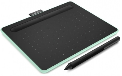 Intuos S Bluetooth, фисташковый (CTL-4100WLE-N)