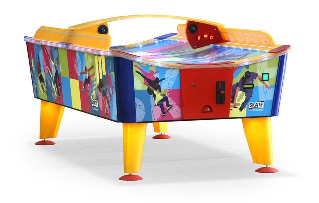 Игровой стол Аэрохоккей Wik Skate (купюроприемник)