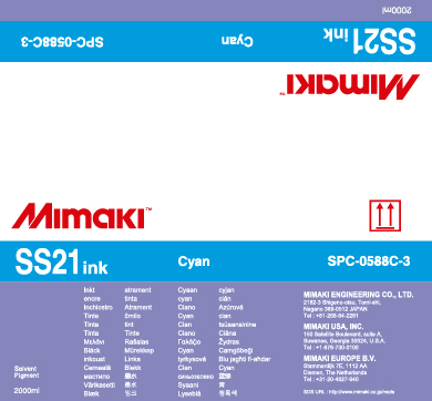 Чернила SS21 Solvent Bulk Cyan best price 4 with 4 uv bulk ink system for roland mimaki mutoh eco solvent printer