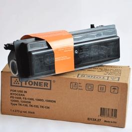 Тонер-картридж Elfotec TK-130 + Chip