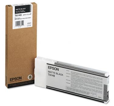 Картридж повышенной емкости с матовыми черными чернилами T6148 (C13T614800) boma refillable ink cartridge for epson stylus pro 4450 t6148 t6142 t6143 t6144