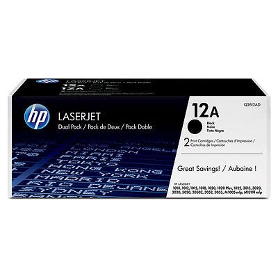 все цены на Тонер-картридж HP 12A  Q2612AF онлайн