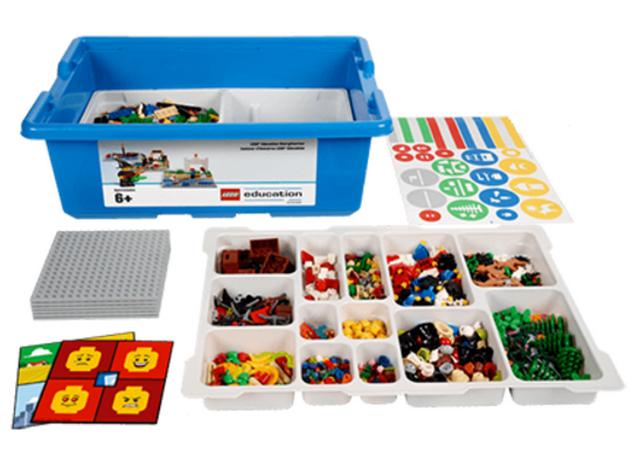 """Базовый набор Lego """"Построй свою историю"""""""