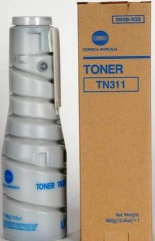 Тонер TN-311 high quality color toner powder compatible for konica minolta c203 c253 c353 c200 c220 c300 free shipping