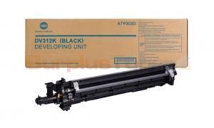 Девелопер DV-312K free shipping compatible for konica minolta magicolor 4650 4690 4695 color toner powder