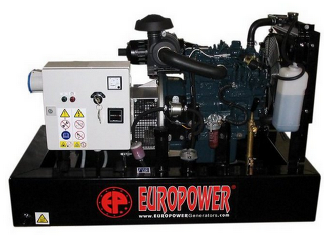 EP11DE europower ep11de