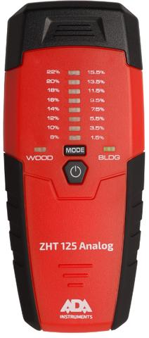 Измеритель влажности ZHT 125 Analog прибор для измерения влажности в помещениях