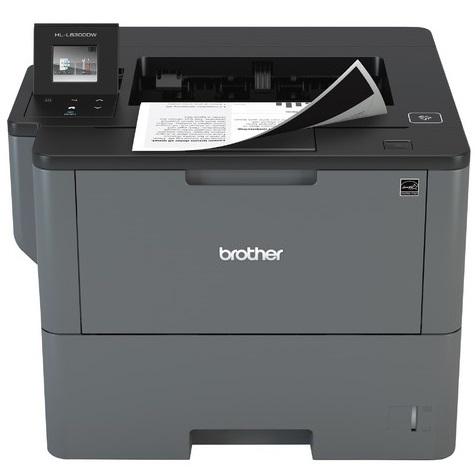 HL-L5100DN принтер brother лазерный hl 5470dw лазерный светодиодный черный черно белая а4