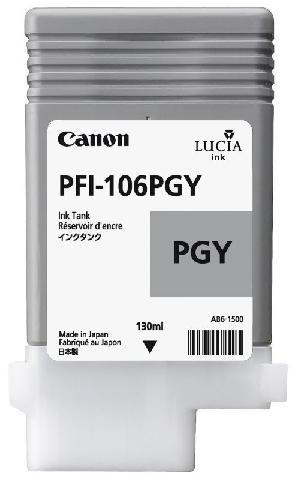 Картридж Canon (PFI-106PGY) Photo Grey