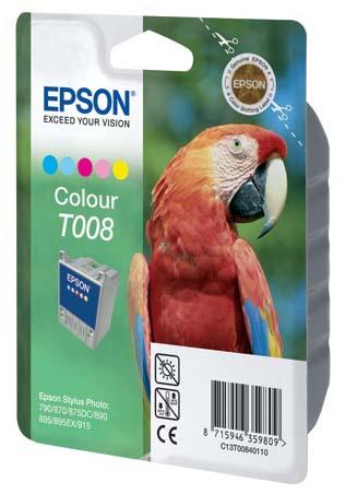 Цветной картридж T008 для SP870 (C13T00840110)