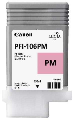 Картридж   (PFI-106PM) Photo Magenta