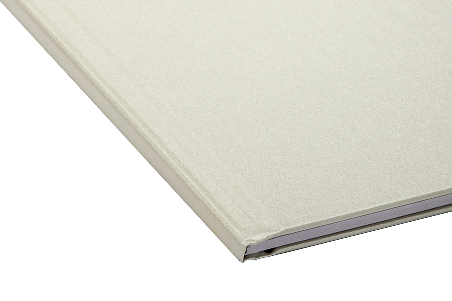 Папка для термопереплета , твердая, 190, жемчужная папки канцелярские centrum папка регистр а4 5 см фиолетовая