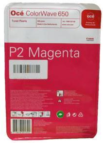 Комплект картриджей ColorWave 650 Magenta, 500 гр, 4 шт (6874B003) цена