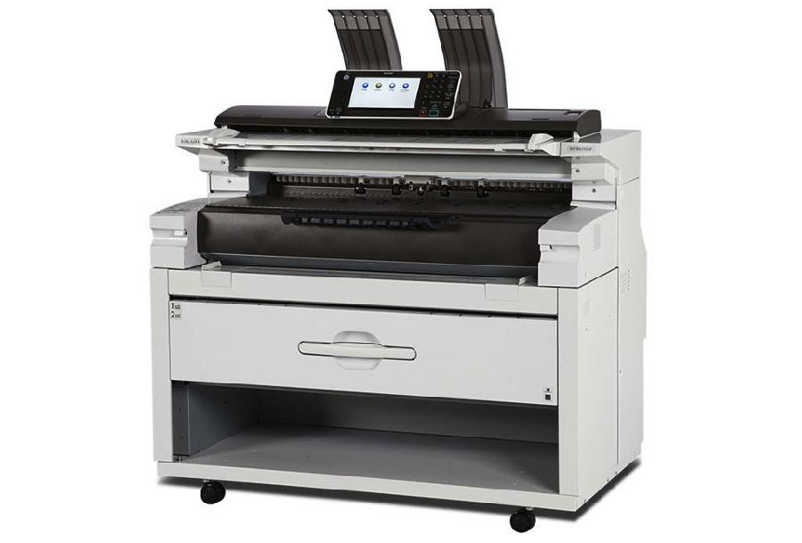 Ricoh MP W6700SP плоттер