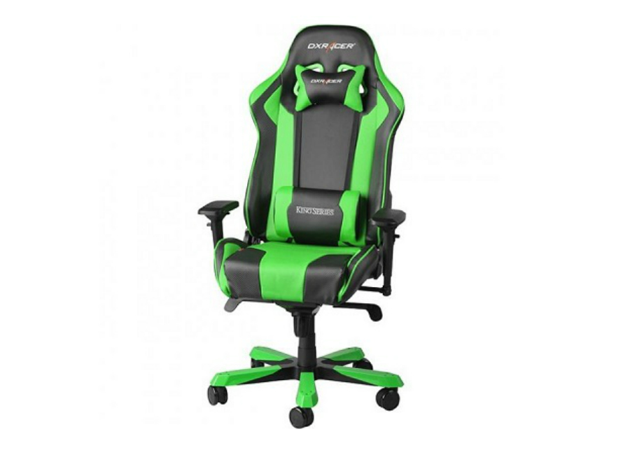 где купить  Игровое компьютерное кресло DXRacer OH/KS06/NE  дешево