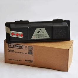 Тонер-картридж Elfotec TK-1100 + Chip