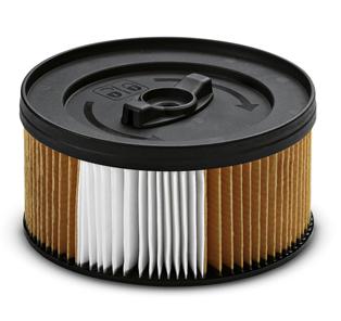 Патронный фильтр (для пылесосов WD 5.500M, 5.300, 4.200)