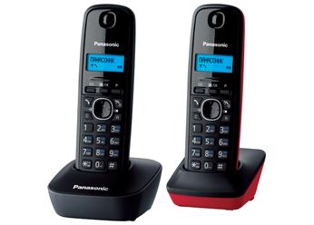 Радиотелефон_Panasonic KX-TG1612RU3 Компания ForOffice 1587.000