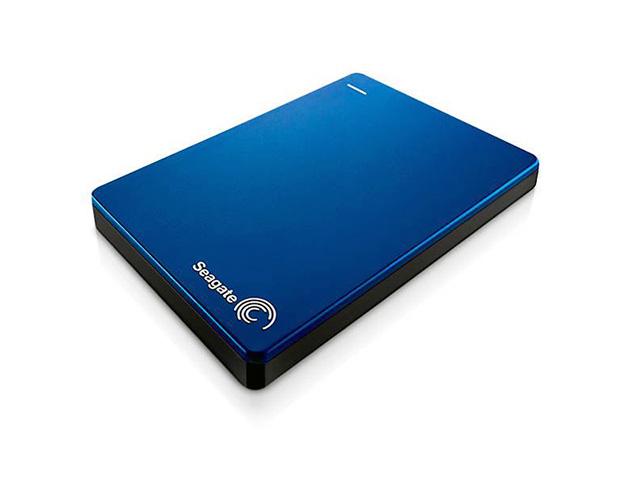 Внешний жесткий диск   Backup Plus 1 ТБ (STDR1000202), синий